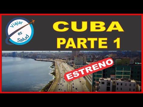 ESTRENO 20/02/2021 a las 16 hs | Viajar a CUBA ► Viajar es Salud | Como disfrutar de este lugar | To