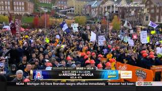 BRAD PAISLEY ESPN COLLEGE GAME DAY