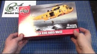 Airfix 1/72 Westland Sea King HAR3/Mk43 # 03043 www.eModels.co.uk