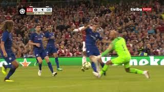 Arsenal 1-1 Chelsea | Uluslararası Şampiyonlar Kupası