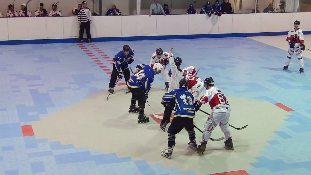 Surrey roller hockey