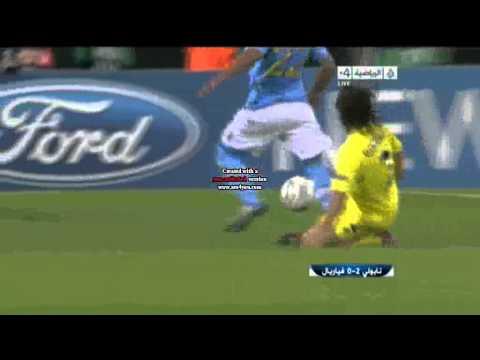 napoli vs villarreal 2 0 (champions league) hd qualité 09/2011
