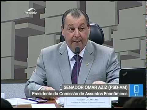 TV Senado ao vivo - CAE - Reforma da Previdência - 19/03/2019