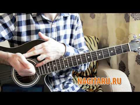 """Как играть бой """"Шестерку"""". Подробный разбор для начинающих гитаристов - Nagitaru.ru"""