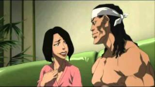 Boondocks: Huey Explains Typical [Winston Jerome] Story