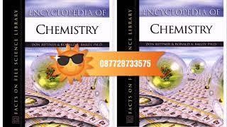 Gambar cover Encyclopedia of CHEMISTRY -DK Publishing-DIGITAL Library by:087728733575-085724265515(Julius Sutrisn