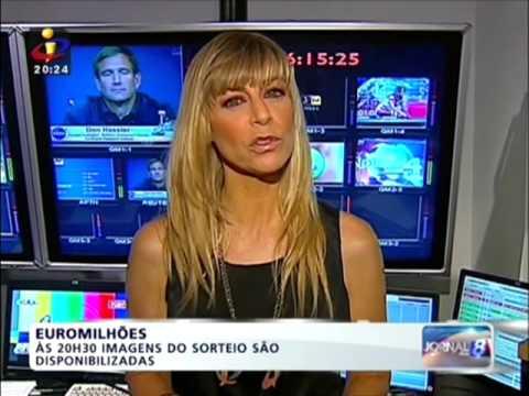 TVI  Falha técnica no euromilhões. A explicação...