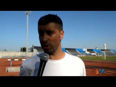 Intervista mister De Luca pre Bisceglie-Potenza