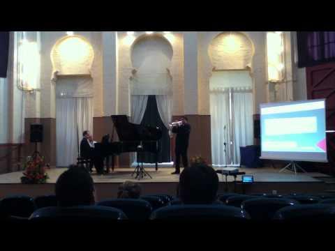 II Concurso de trompeta ALNAFIR Rodrigo Gallego Za...