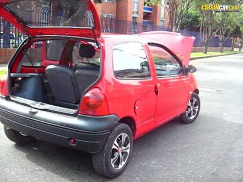 renault twingo authentique 2006 youtube. Black Bedroom Furniture Sets. Home Design Ideas