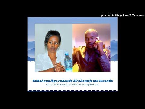 Kubohoza ibya rubanda birakomeje mu Rwanda rwa FPR 13/03/2018
