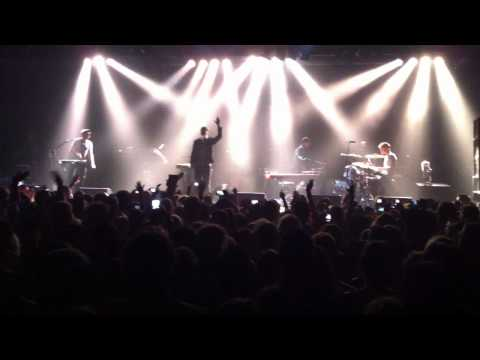 Foster The People - Miss You (January 30th, The Palace, Melbourne, Australia)