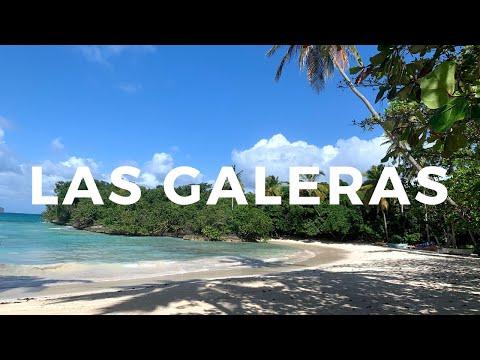 Las Galeras Samana, el paraíso existe (Guía República Dominicana #3)