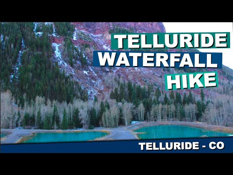 Exploring Beautiful Telluride:  Waterfall Hikes