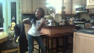 me dancing to i throw my hands up in the air sometimes