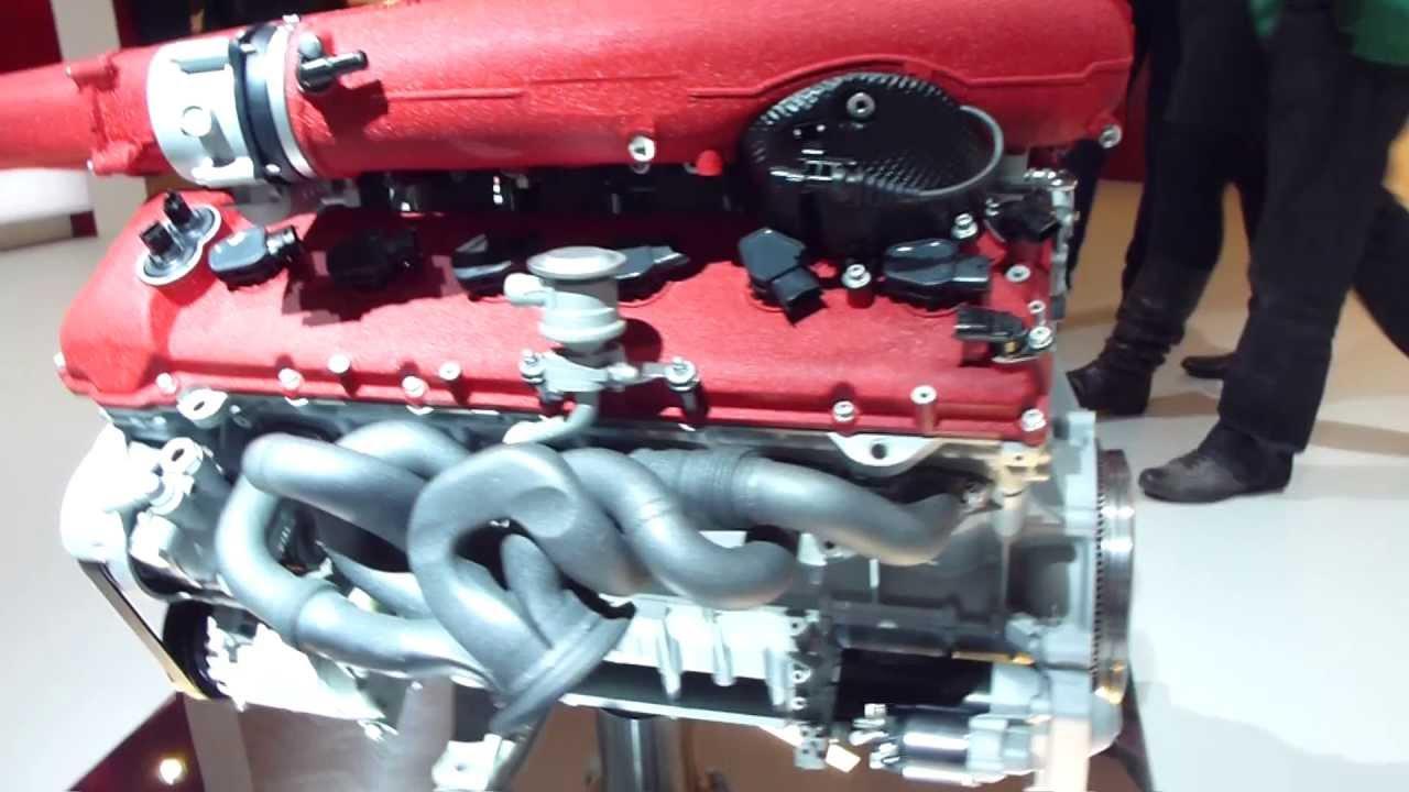 2013 Iaa Ferrari F12 Berlinetta Engine 6 3 V12 740 Hp See Also Playlist Youtube