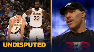 Download LaVar Ball: 'LeBron without Lonzo is not going to win a championship in LA' | NBA | UNDISPUTED Mp3 and Videos
