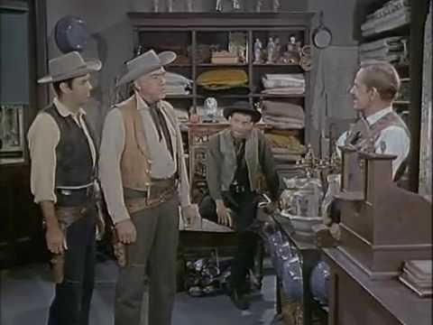 Bonanza - The Fear Merchants, Full Episode Classic Western TV Series