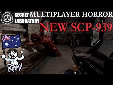 SCP: Secret Laboratory - New SCP-939