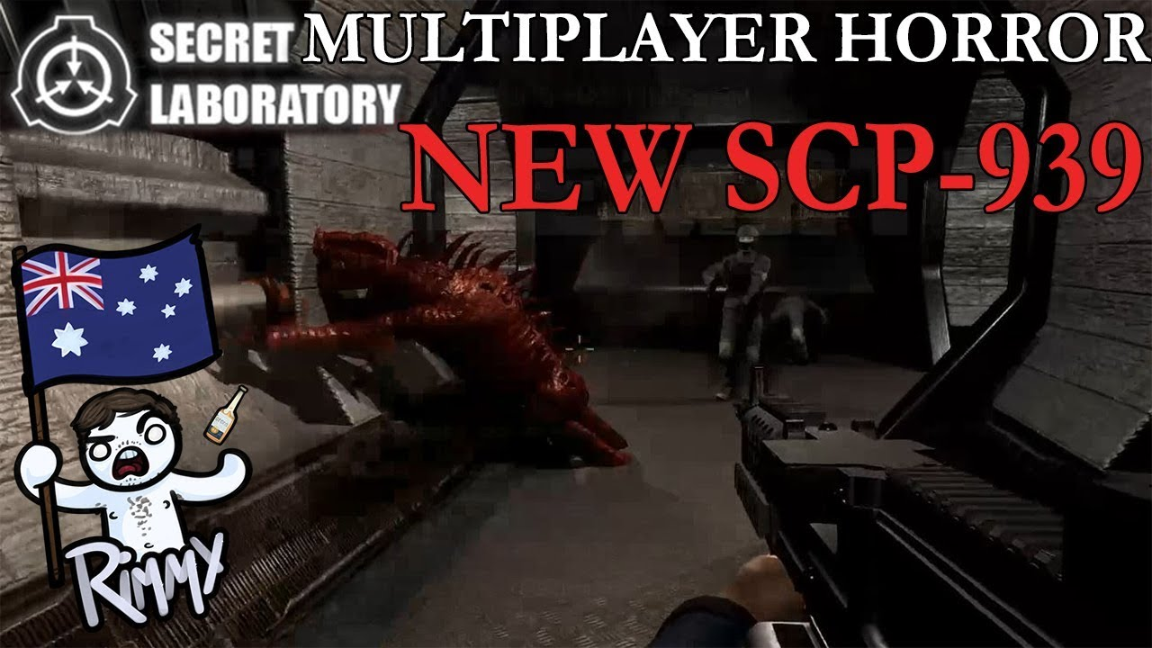 multiplayer scp games