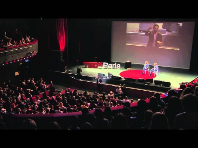 TEDxParis 2012 - Rémi Larrousse - L'illusionnisme sur la scène de l'Olympia