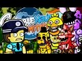 FIVE NIGHTS AT SCRIBBLENAUTS | Scribblenauts Unlimited #4