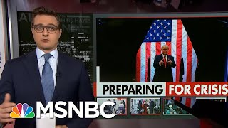 Chris Hayes: Trump Is Worried Coronavirus Will Be Bad For His Re-Election | All In | MSNBC