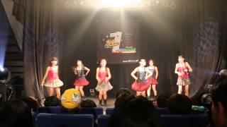 AiCune 1周年記念ライブより.