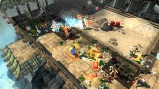 Crimson Alliance Trailer - Crimson Alliance Game Trailer
