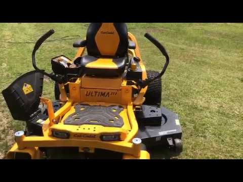Cub Cadet Ultima ZT2 60 Inch (Review)