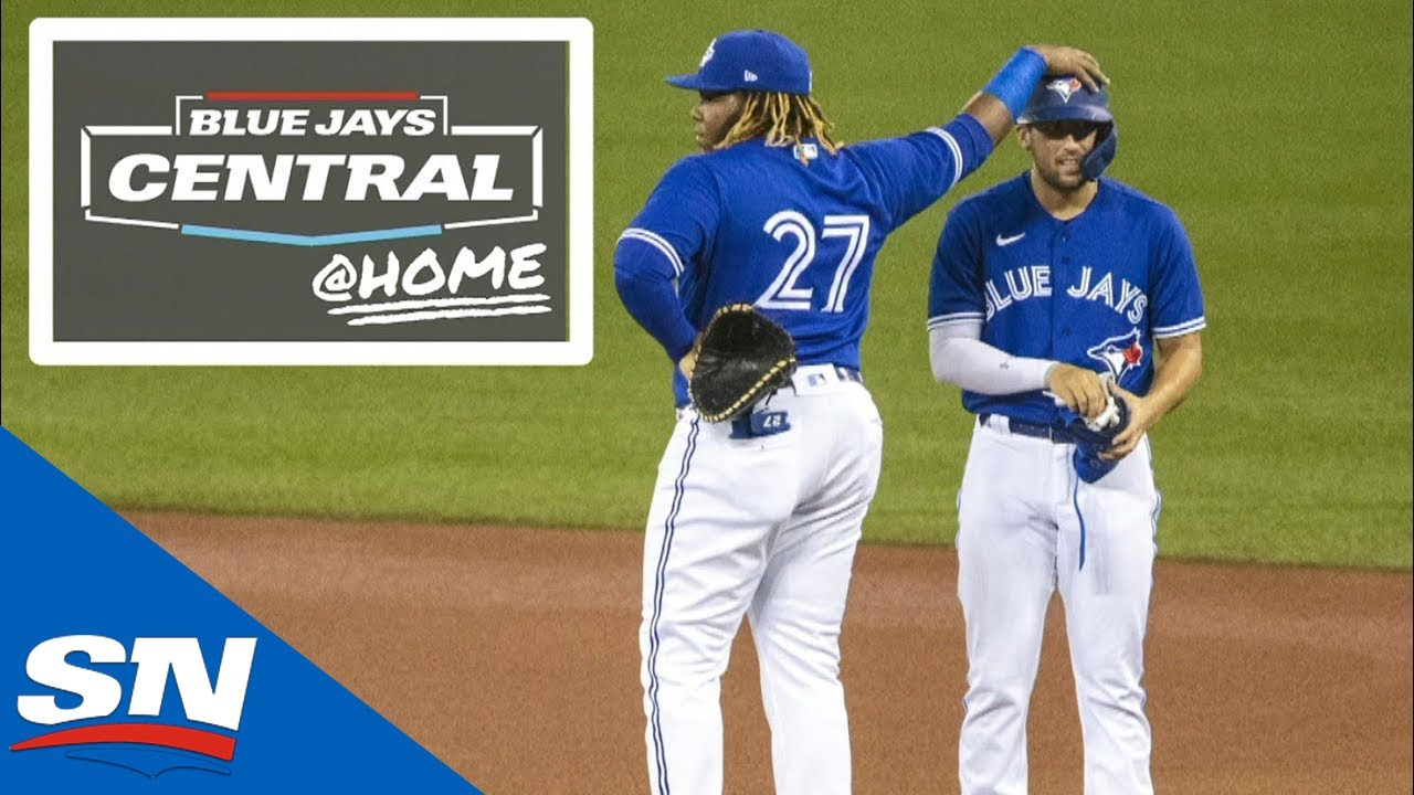 Does Vladimir Guerrero Jr. Belong At First Base? | Blue Jays Central @Home