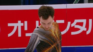 Дмитрий Алиев Произвольная программа Мужчины Гран при по фигурному катанию 2020 21