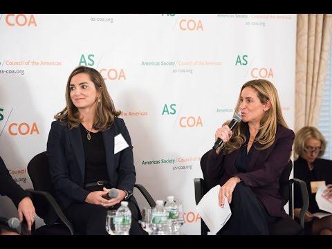 #womenASCOA: Multigenerational Network of Female Leaders in Global Banking