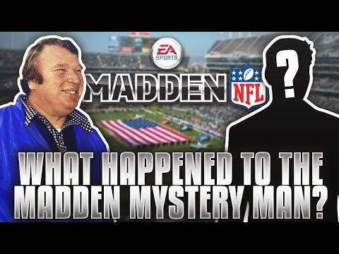 What REALLY Happened To The MYSTERY MAN Who Created Madden