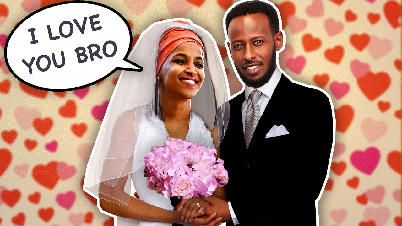 Image result for Video: Ilhan Omar Investigated for Allegedly Marrying Brother""