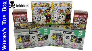Tokidoki Unicorno Series 3 Royal Pride Punkstar Frenzies