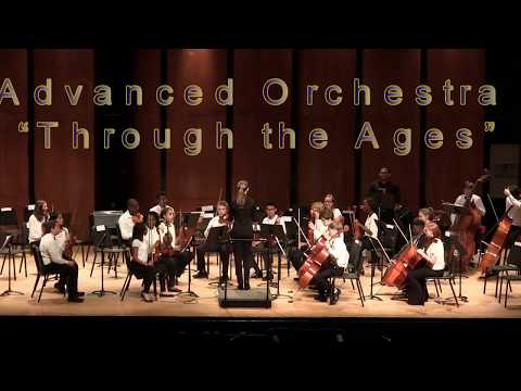 2017 Raa Spring Orchestra Concert