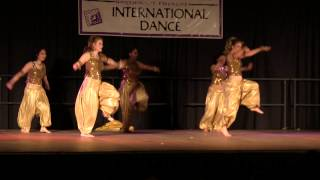 Dum Dum Mast Hai - Nachle / Nalini Dance - Bollywood Showcase, Northwest Folklife Festival 2013