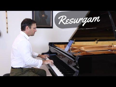 Resurgam (The Art Of Piano) David Hicken Piano Solo