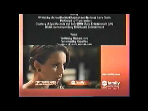 Bring It On: All Or Nothing End Credits (ABC Family 2012)