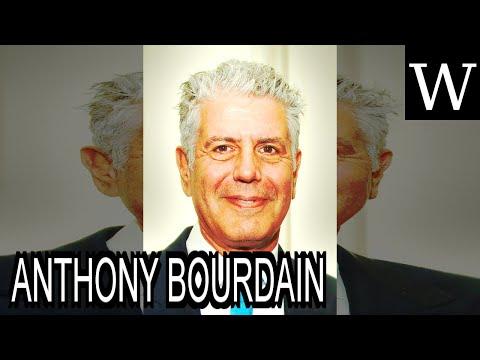 ANTHONY BOURDAIN - WikiVidi Documentary