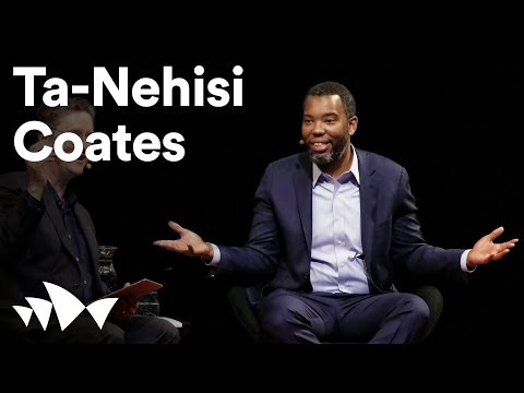 Ta-Nehisi Coates on pop culture, power & protest | #ANTIDOTE 2018