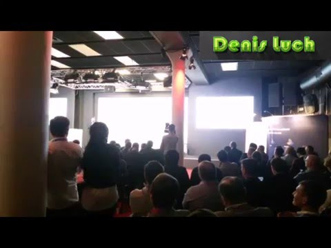 Bitcoin Conference Moscow 2016 - Blockchain In Russia