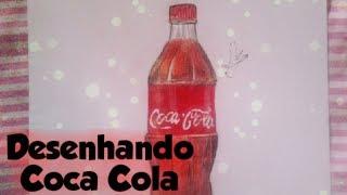 Garrafinha de Coca Cola