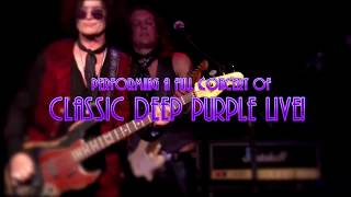 New Zealand TV commercial for the Glenn Hughes tour in September 2017