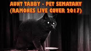 AUNT TABBY // PET SEMATARY (RAMONES LIVE COVER 2017) // Кладбище Домашних Животных OST