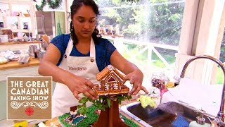Star Baker Holiday Week: Vandana Jain | The Great Canadian Baking Show