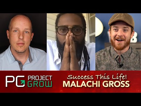 God Put You In My Life For A Purpose - Malachi Gross - Project Grow Show
