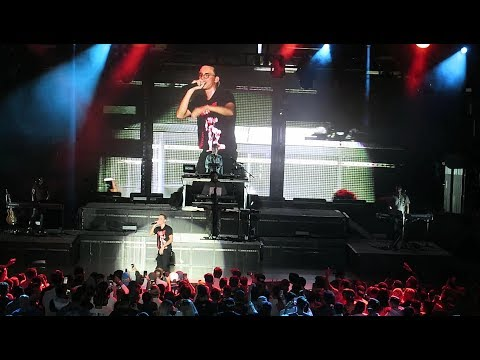 Logic Everybody Tour Los Angeles, CA Full Concert Live!!! With Joey Bada$$