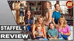 FULLER HOUSE STAFFEL 1 | NETFLIX | Serien Review Deutsch | Serienheld
